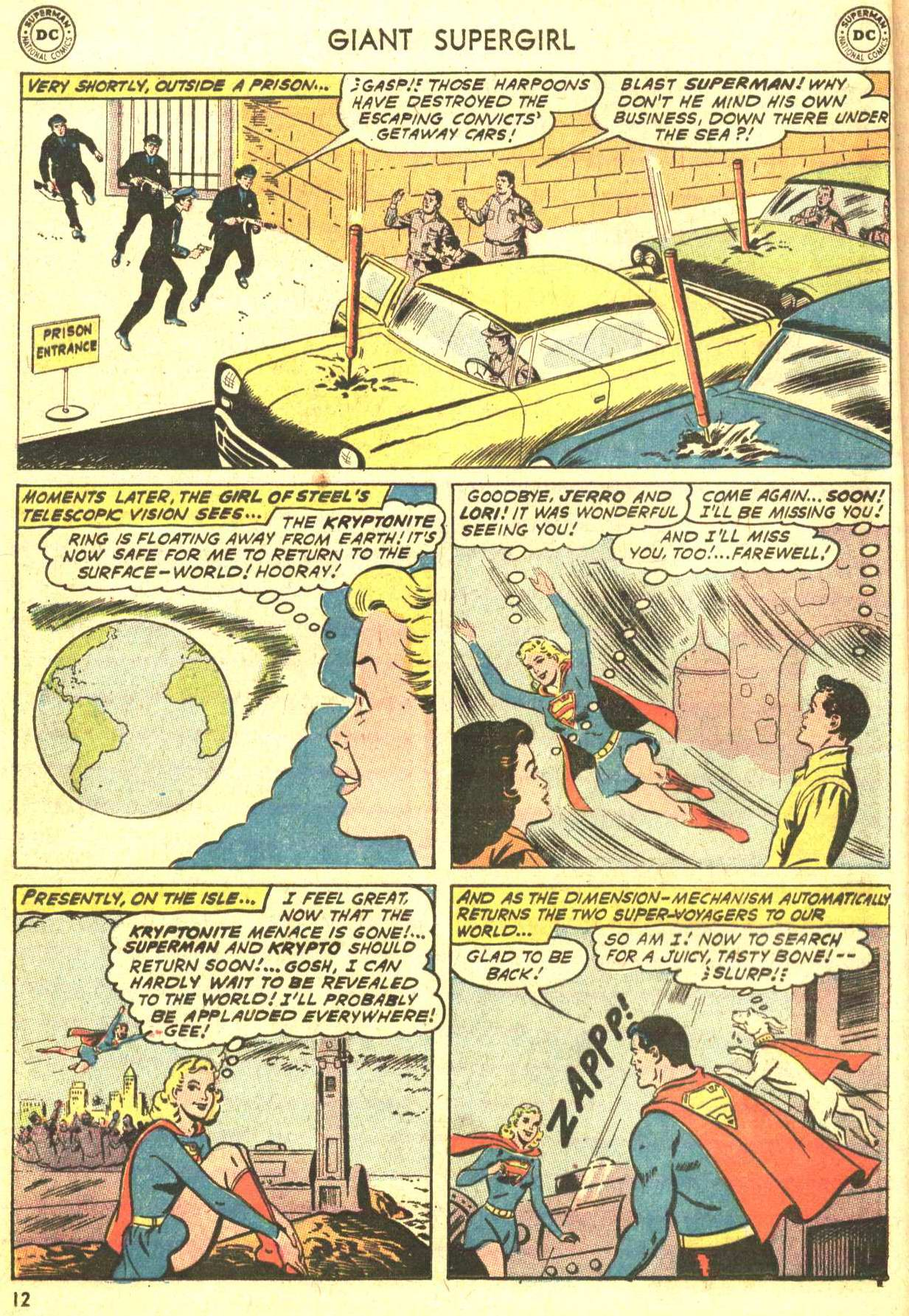 Read online Action Comics (1938) comic -  Issue #360 - 13