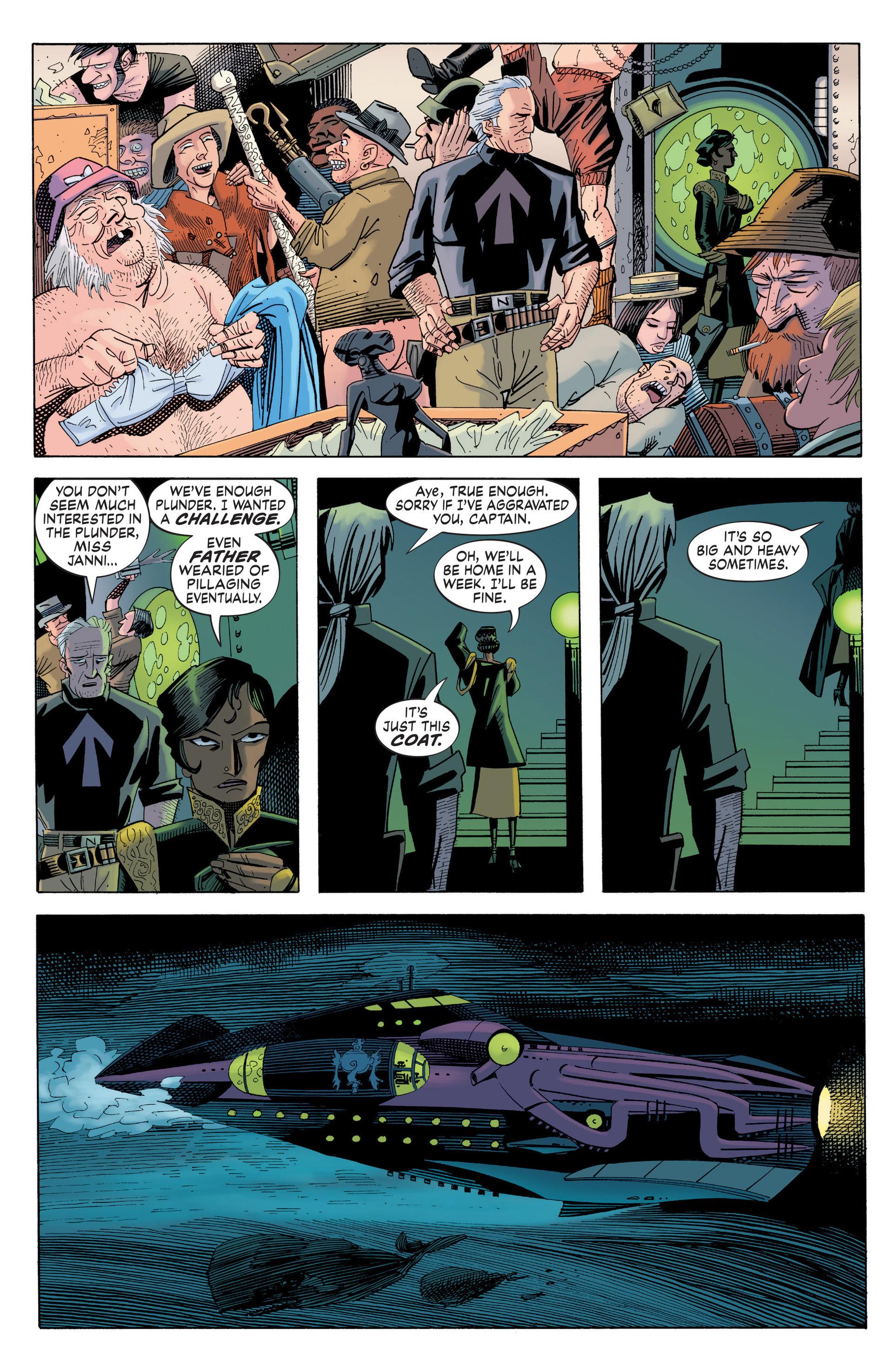 Read online Nemo: Heart of Ice comic -  Issue # Full - 11