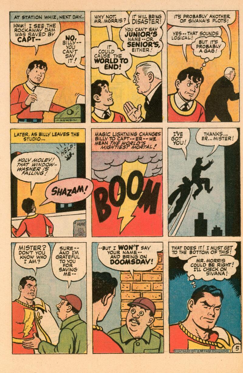 Read online Shazam! (1973) comic -  Issue #7 - 14