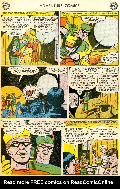 Read online Adventure Comics (1938) comic -  Issue #215 - 31