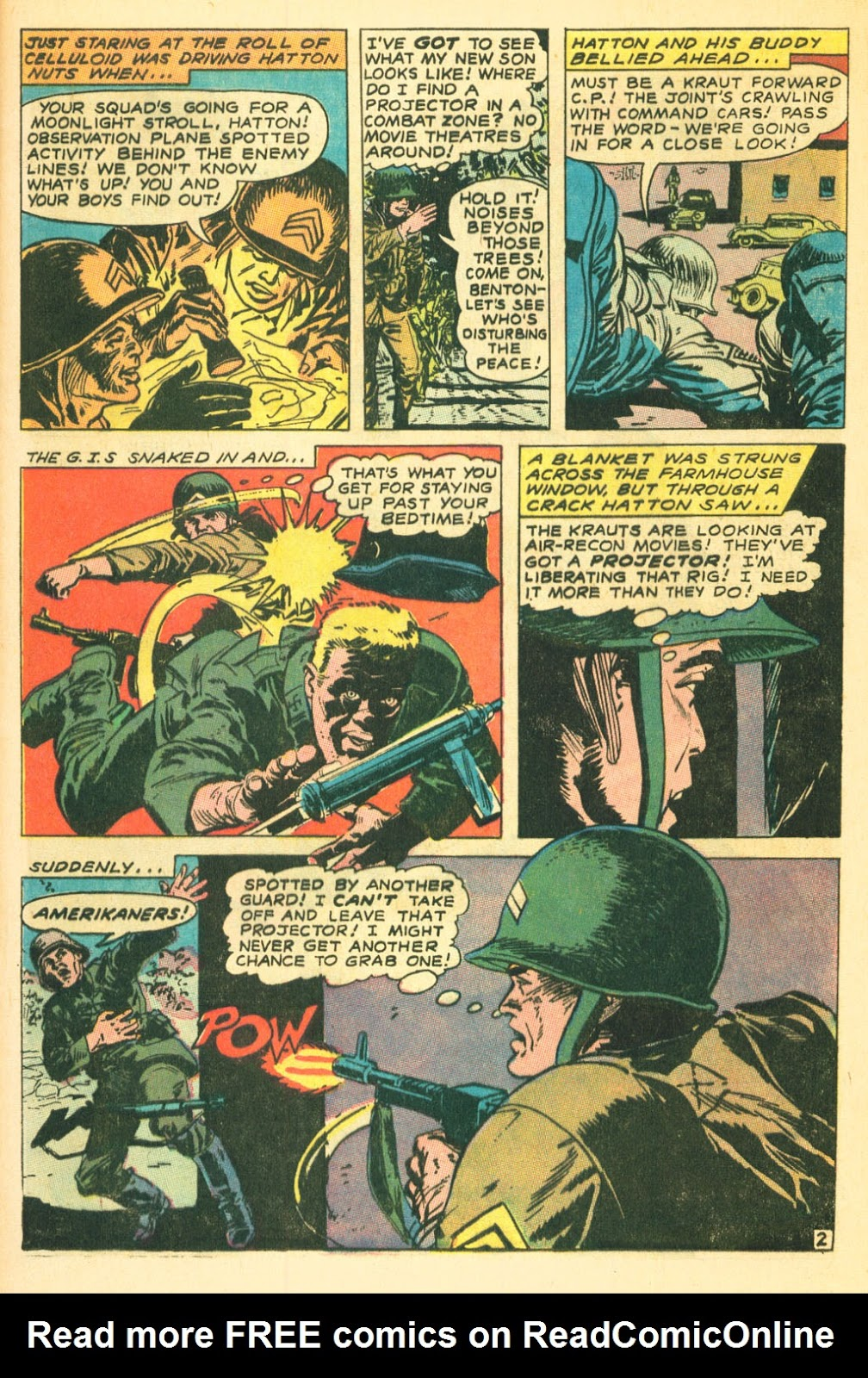 Our Fighting Forces (1954) issue 111 - Page 25