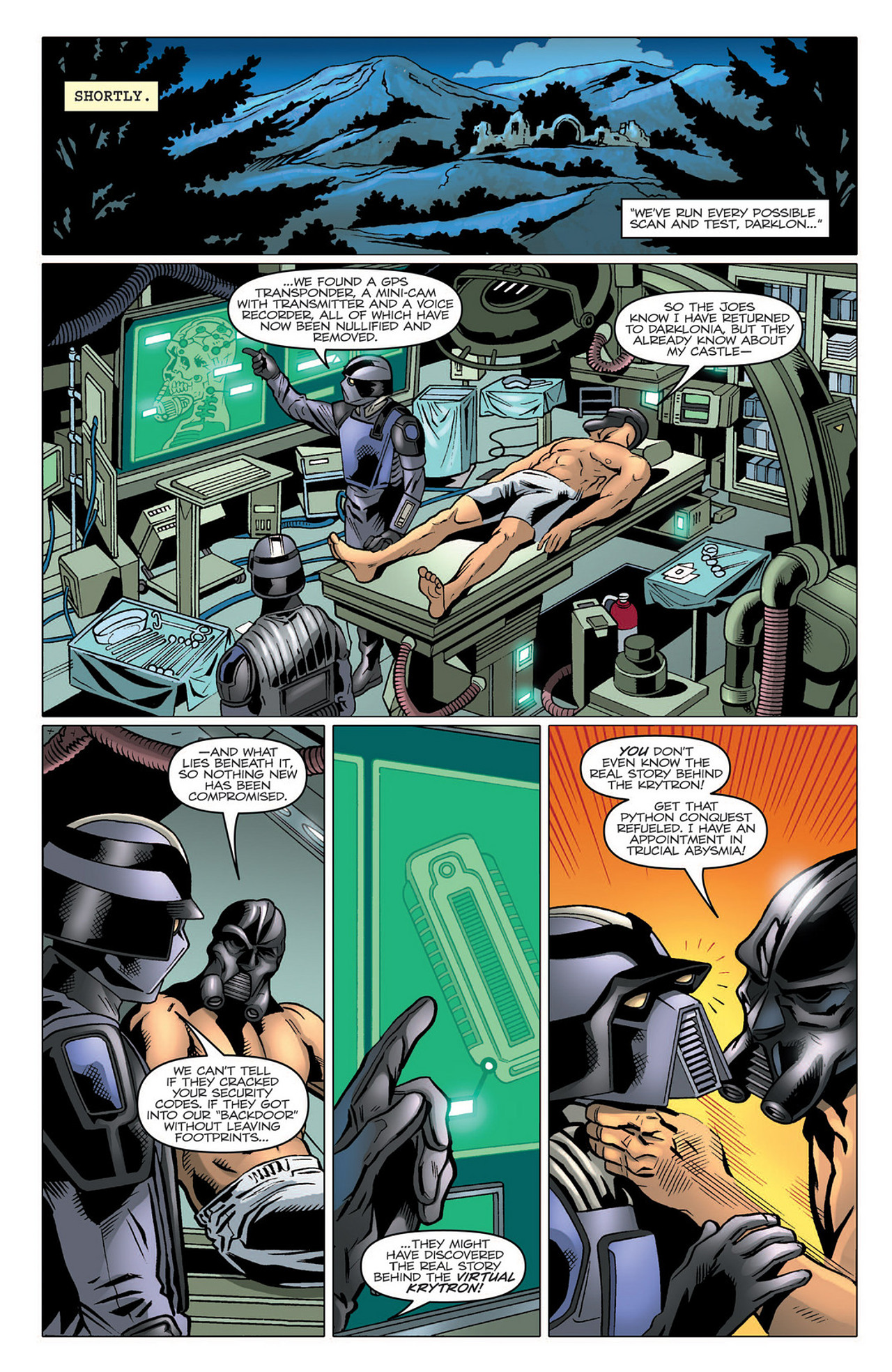G.I. Joe: A Real American Hero 183 Page 10