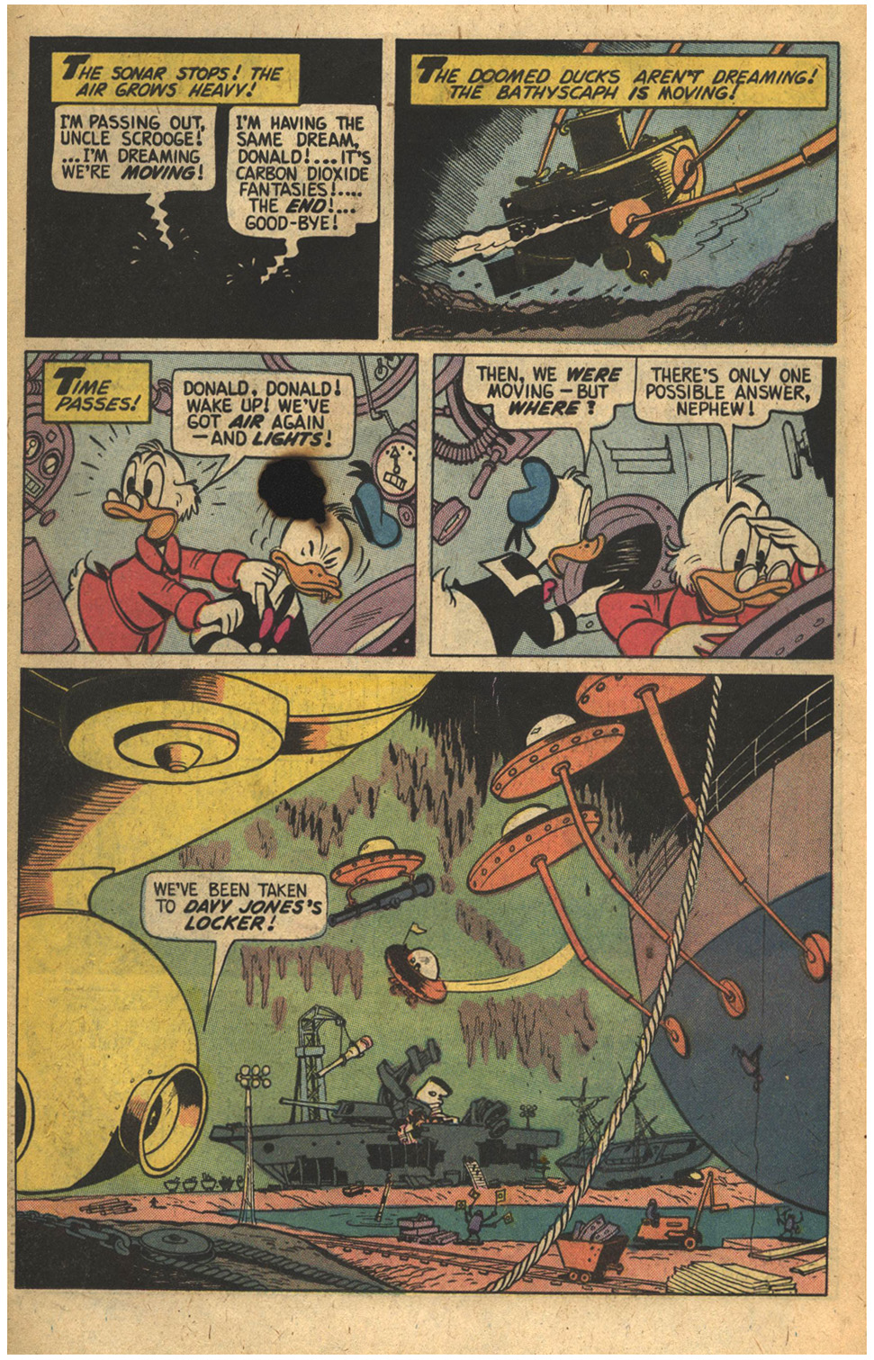 Read online Uncle Scrooge (1953) comic -  Issue #149 - 18