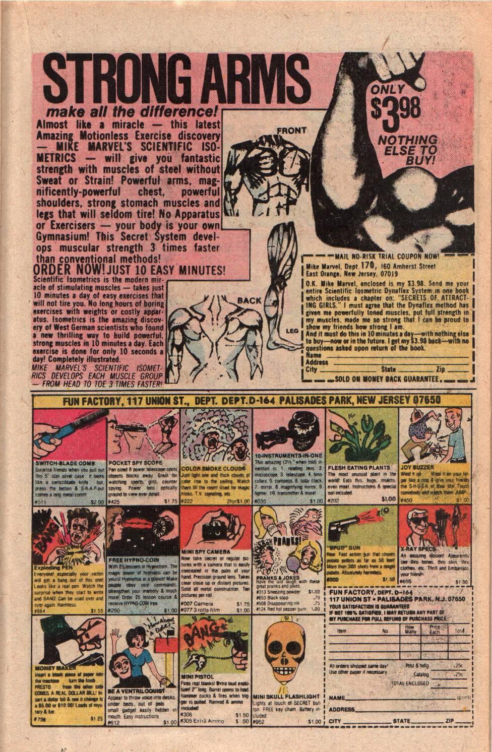 Read online Shazam! (1973) comic -  Issue #34 - 23