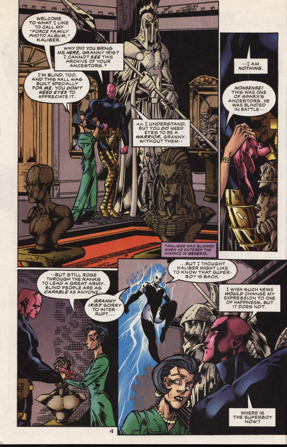 Superboy & The Ravers issue 15 - Page 5