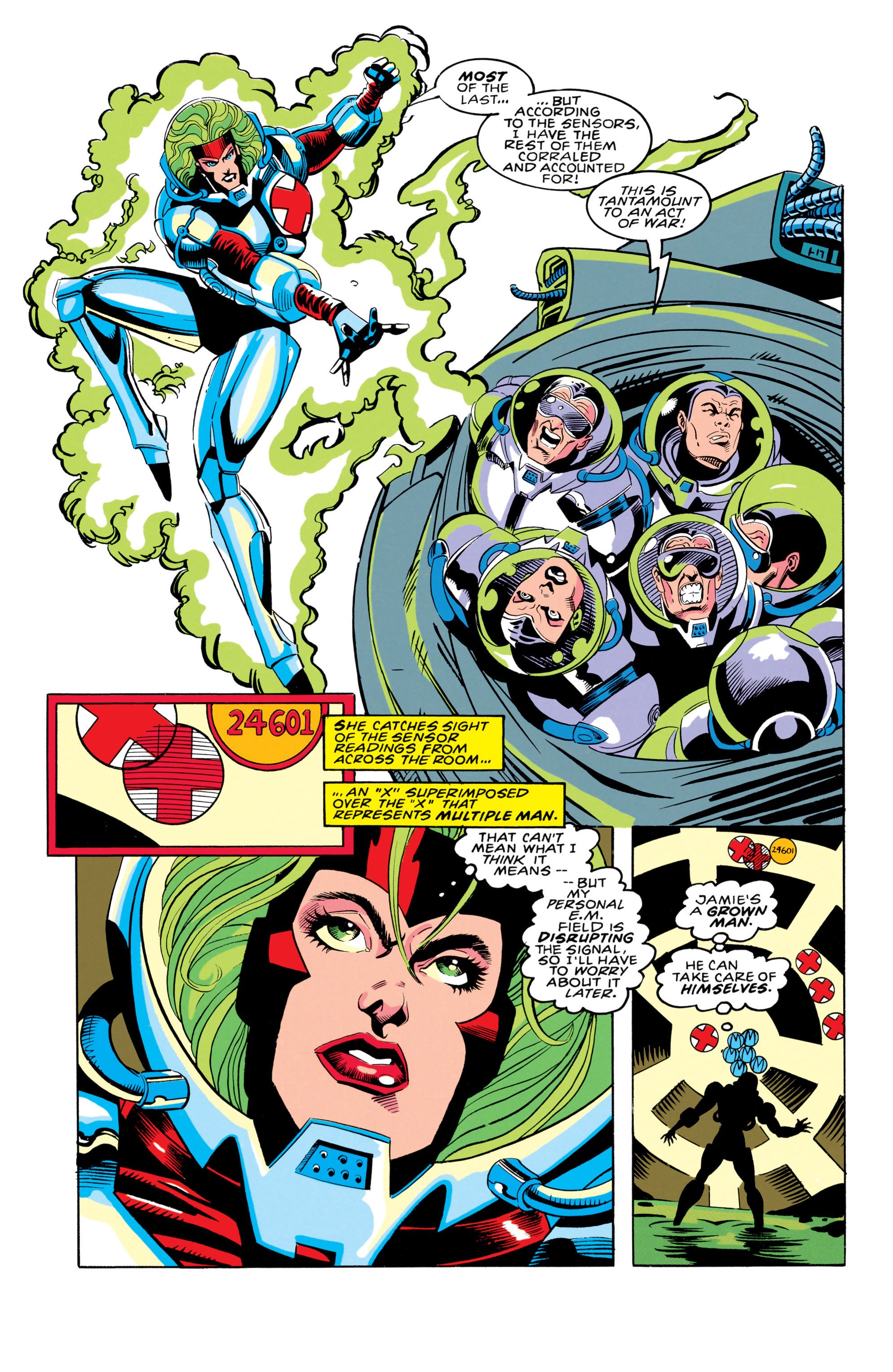Read online X-Factor (1986) comic -  Issue #91 - 20