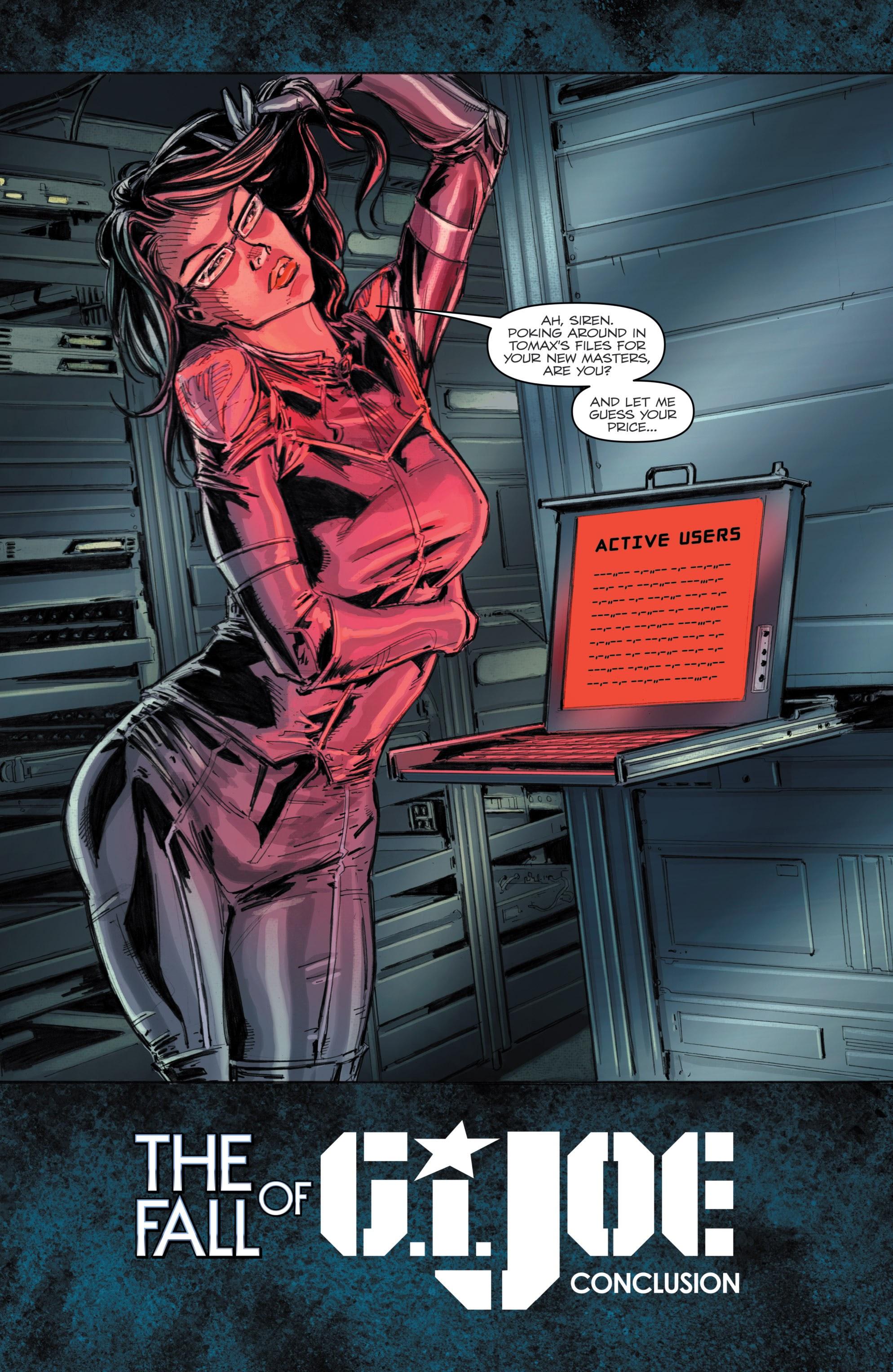 G.I. Joe (2014) #_TPB_2 #10 - English 73