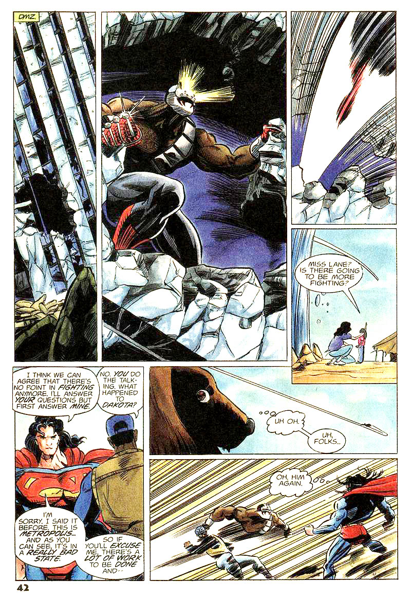 Read online Worlds Collide comic -  Issue # Full - 40