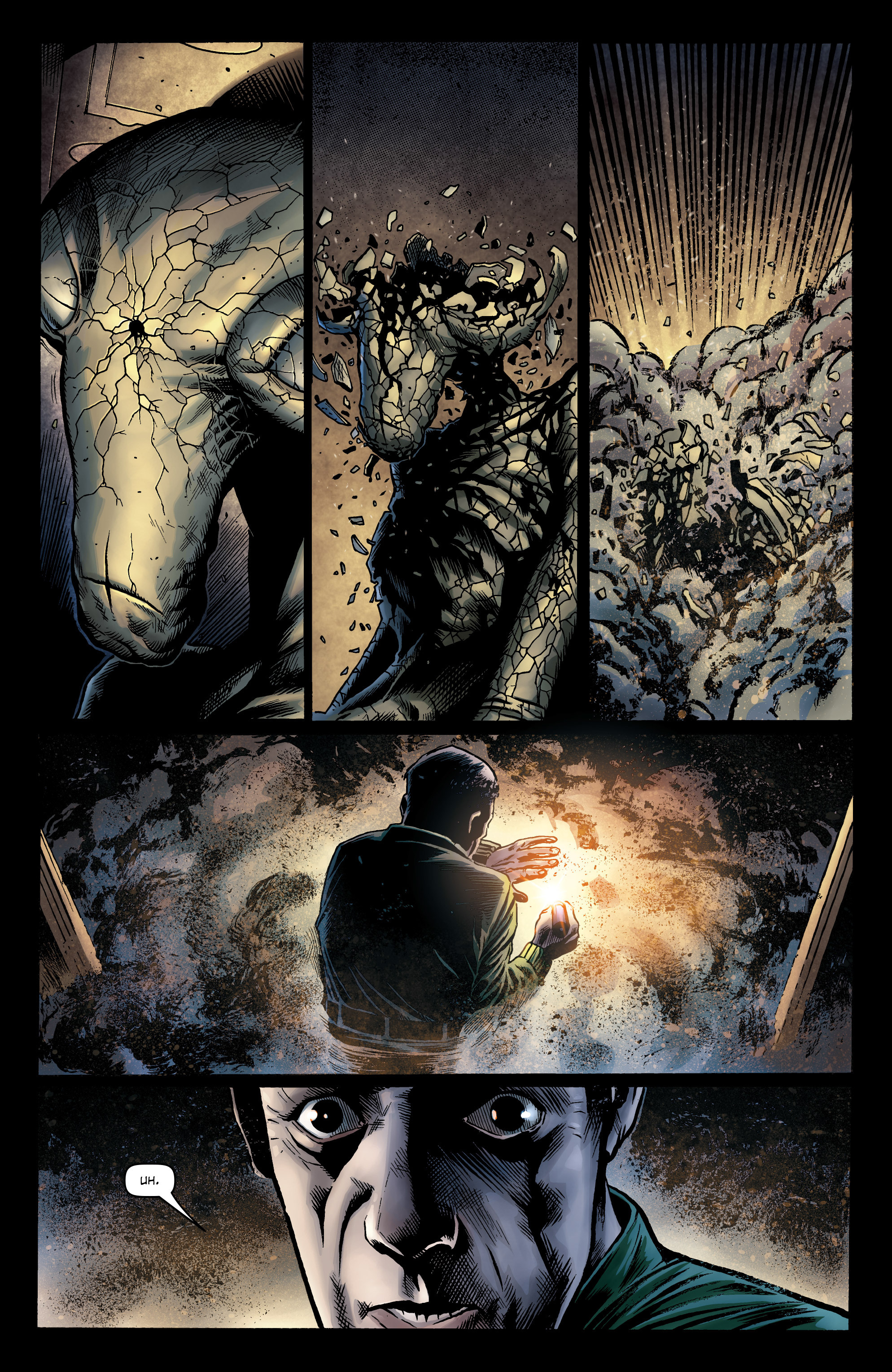 Read online Caliban comic -  Issue #1 - 26