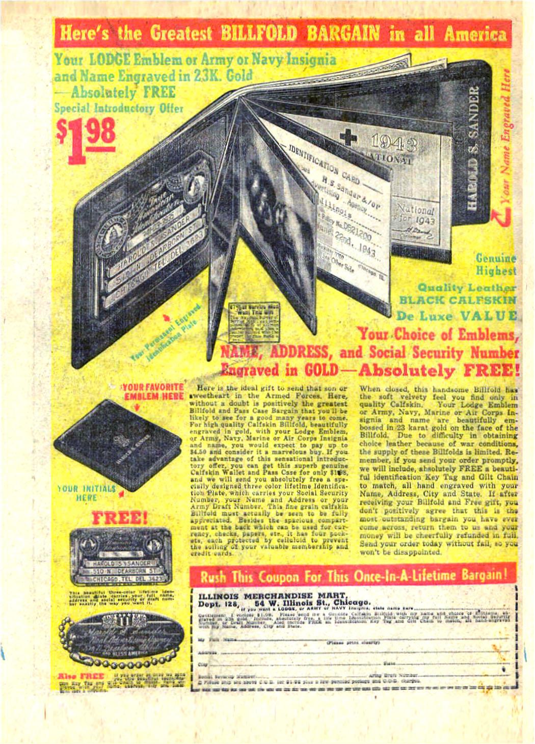 Read online Sensation (Mystery) Comics comic -  Issue #16 - 66