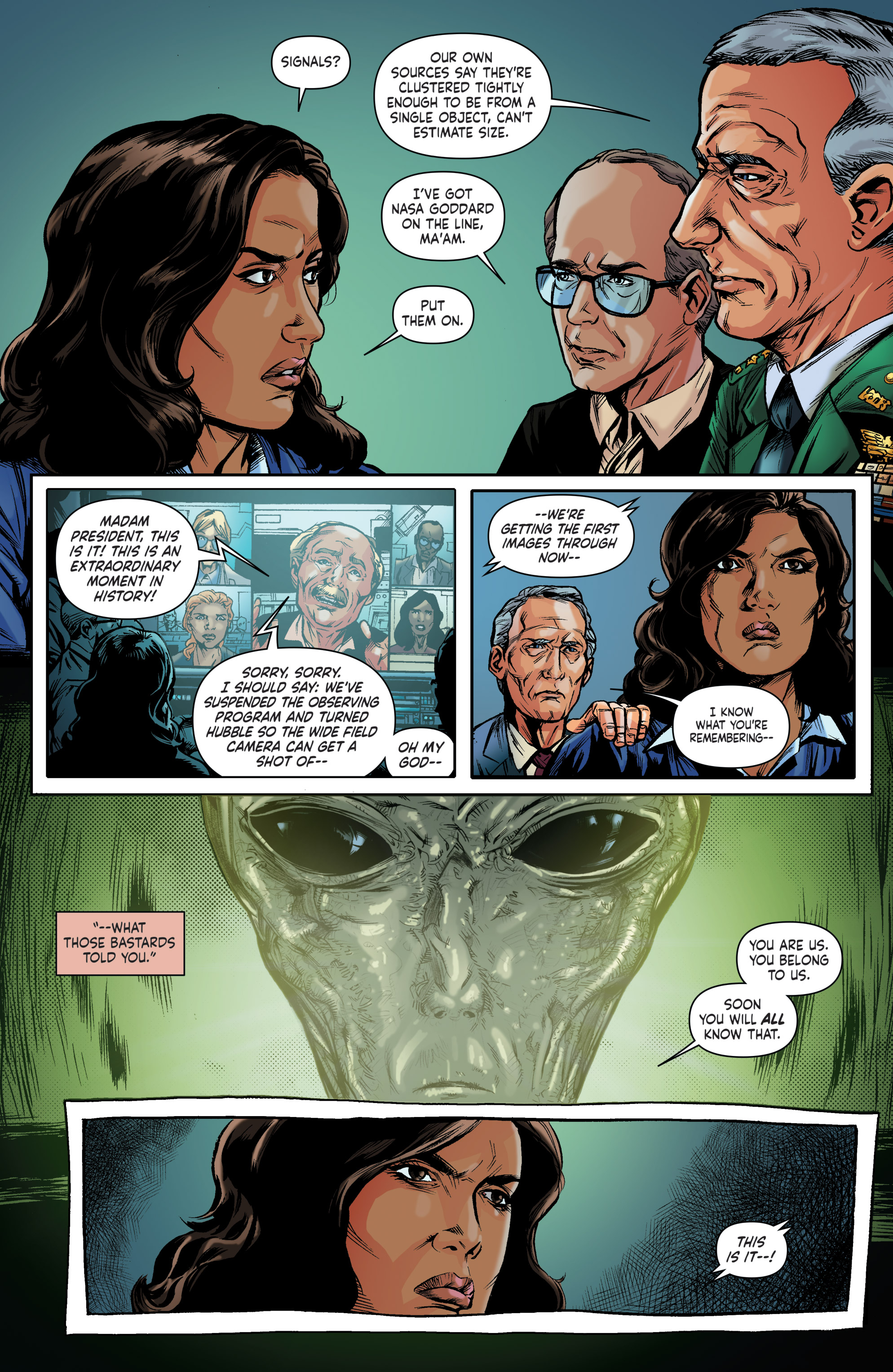 Read online Saucer State comic -  Issue #1 - 22