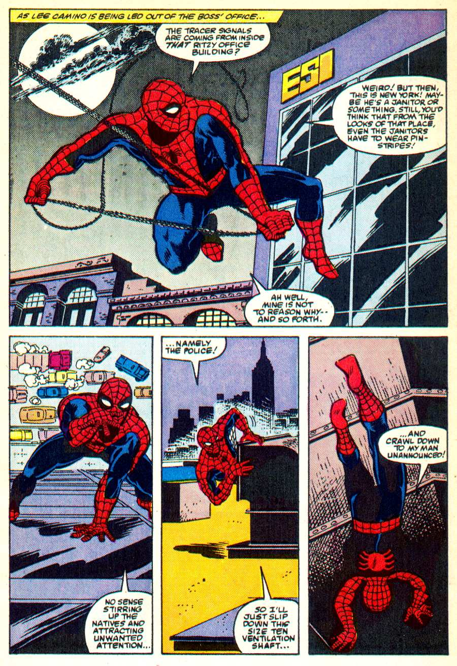 Web of Spider-Man (1985) Issue #27 #37 - English 11