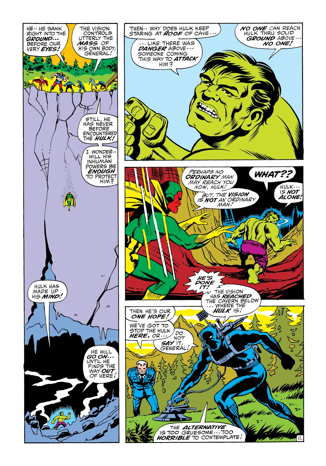Read online Marvel Masterworks: The Incredible Hulk comic -  Issue # TPB 6 (Part 2) - 45