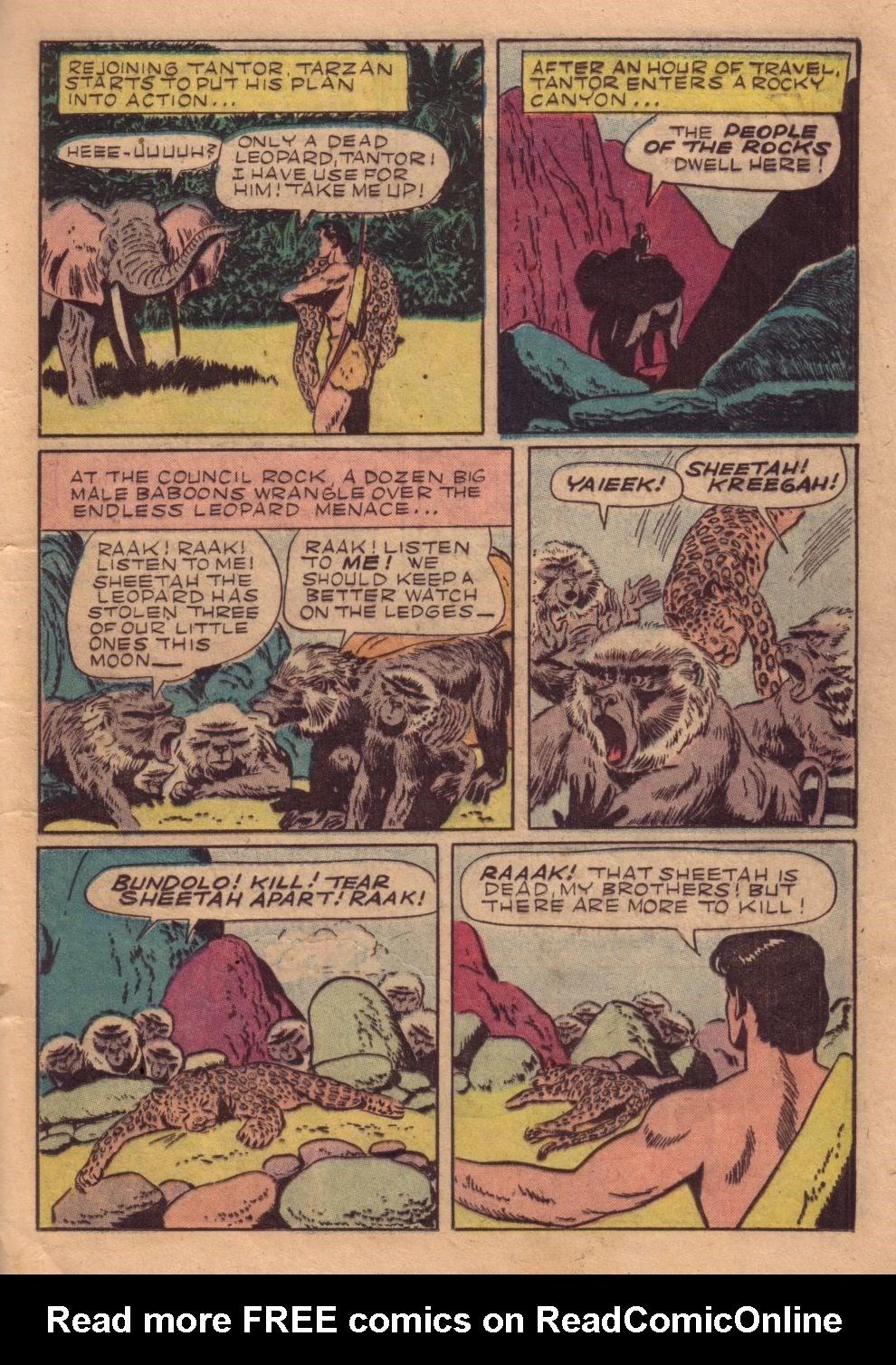 Tarzan (1948) issue 40 - Page 33
