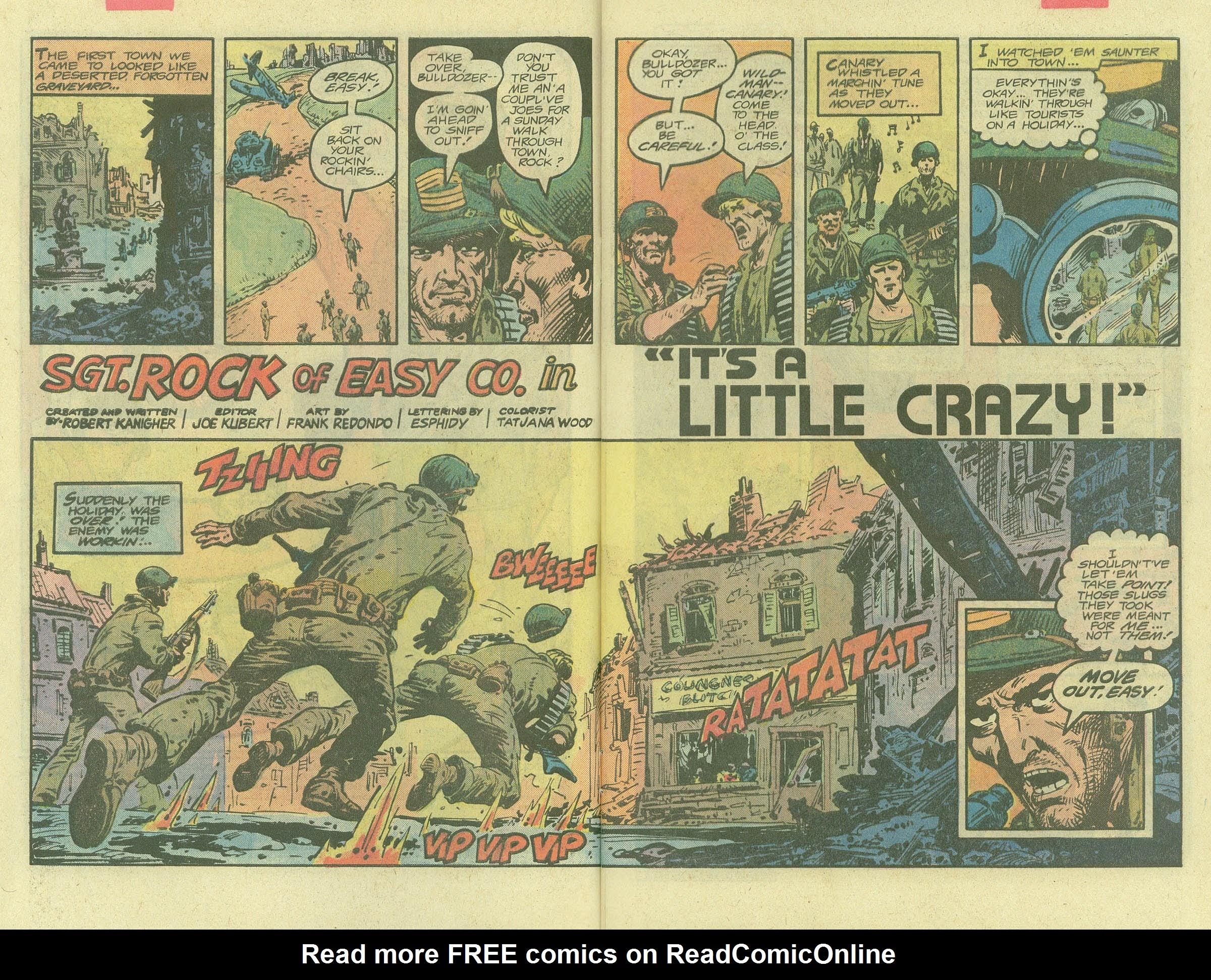 Read online Sgt. Rock comic -  Issue #380 - 4