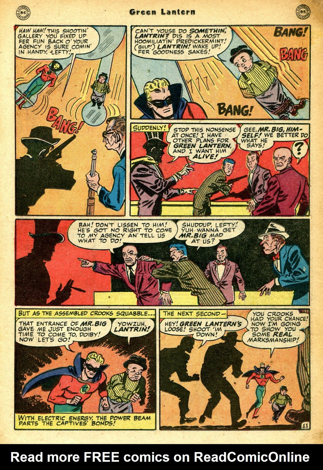 Green Lantern (1941) Issue #33 #33 - English 28