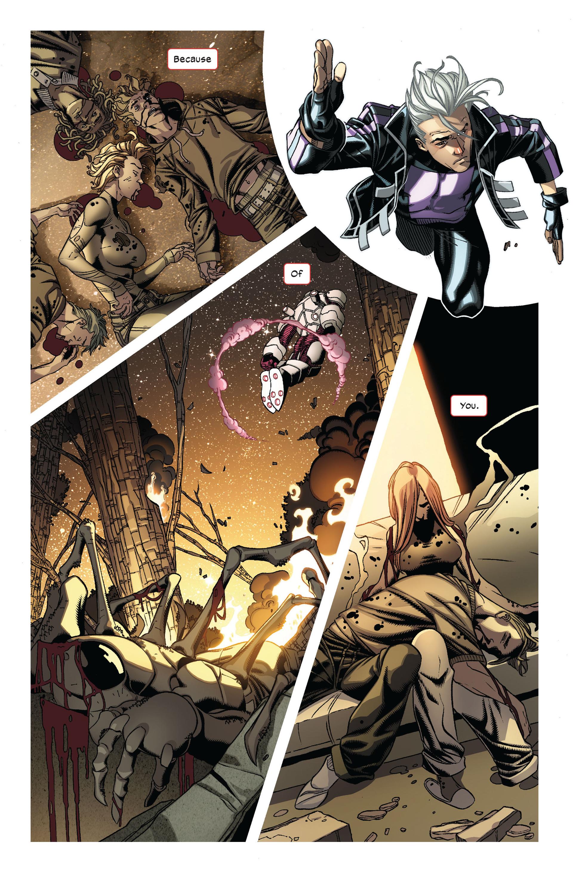 Read online Ultimate Comics X-Men comic -  Issue #7 - 8