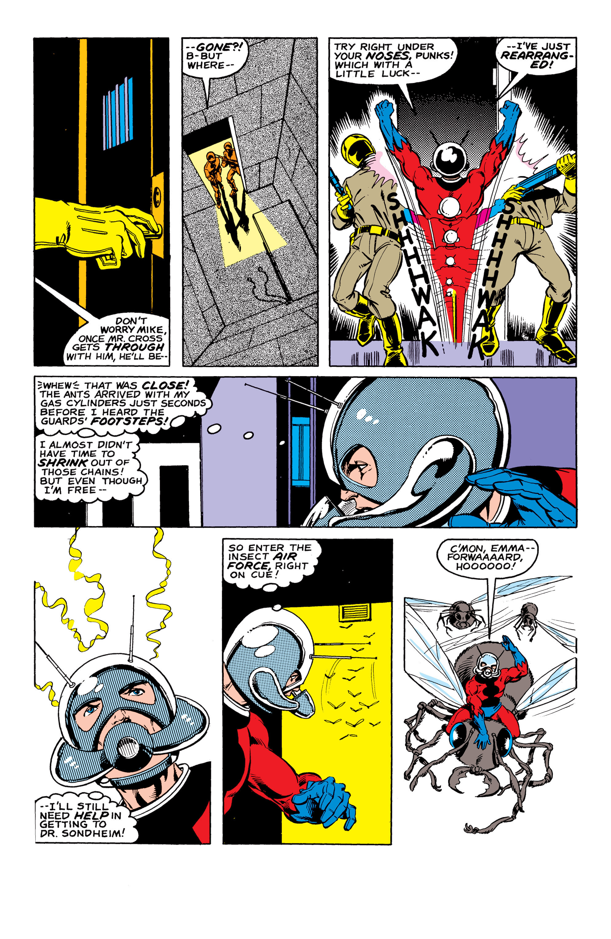 Read online Ant-Man: Scott Lang comic -  Issue #Ant-Man: Scott Lang TPB - 32