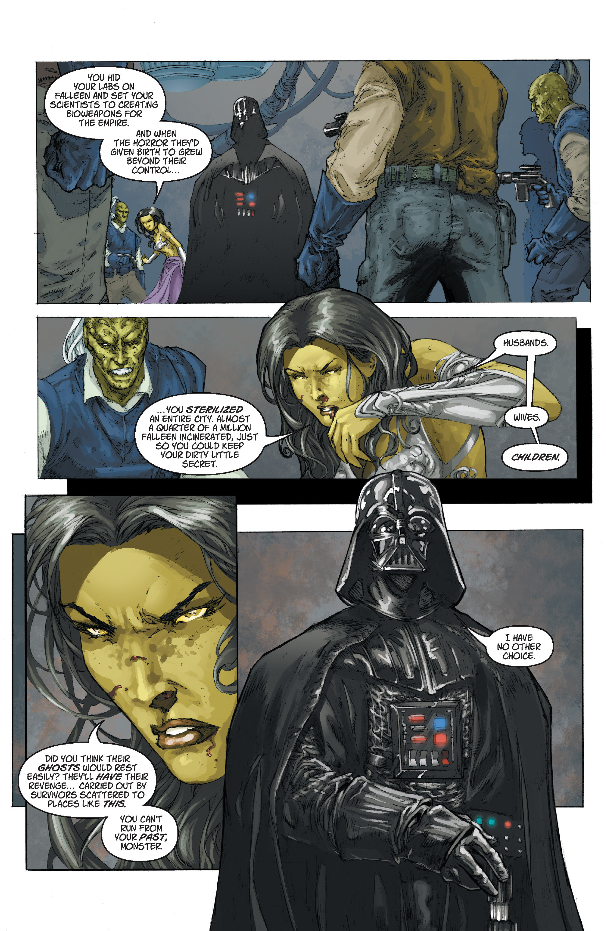 Read online Star Wars Omnibus comic -  Issue # Vol. 17 - 299