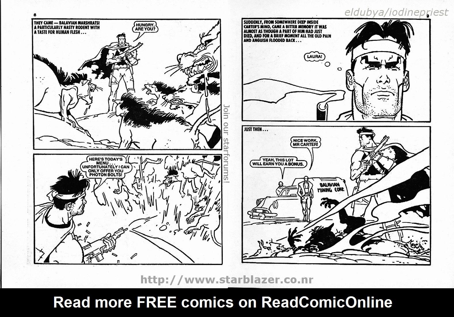 Starblazer issue 272 - Page 6