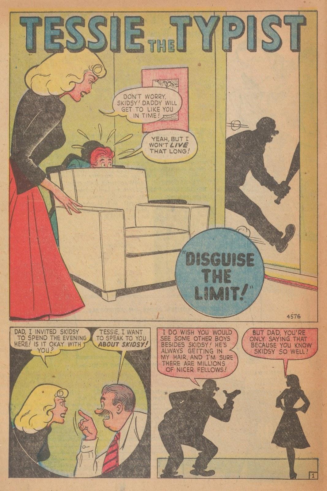 Read online Gay Comics comic -  Issue #38 - 20