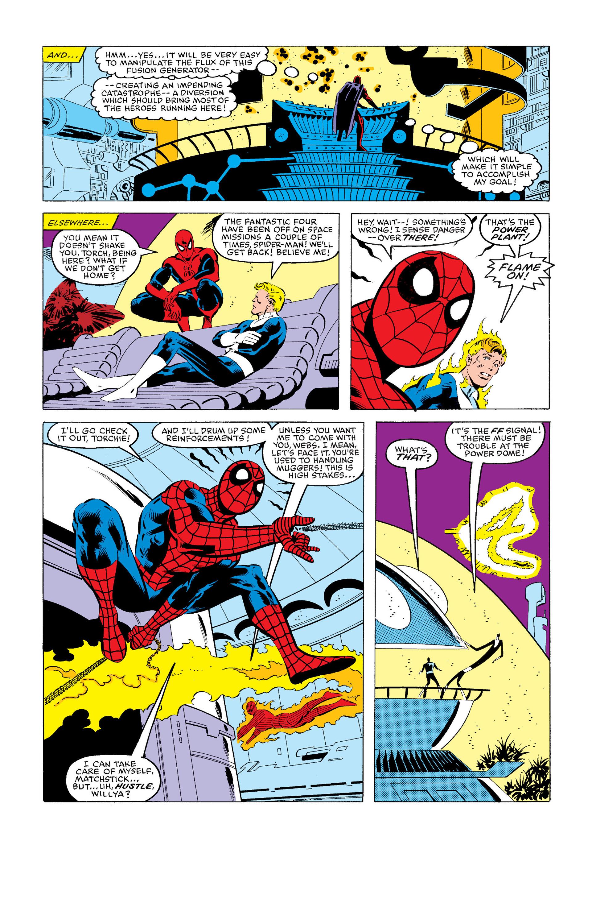 Read online Secret Wars (1985) comic -  Issue #2 - 20
