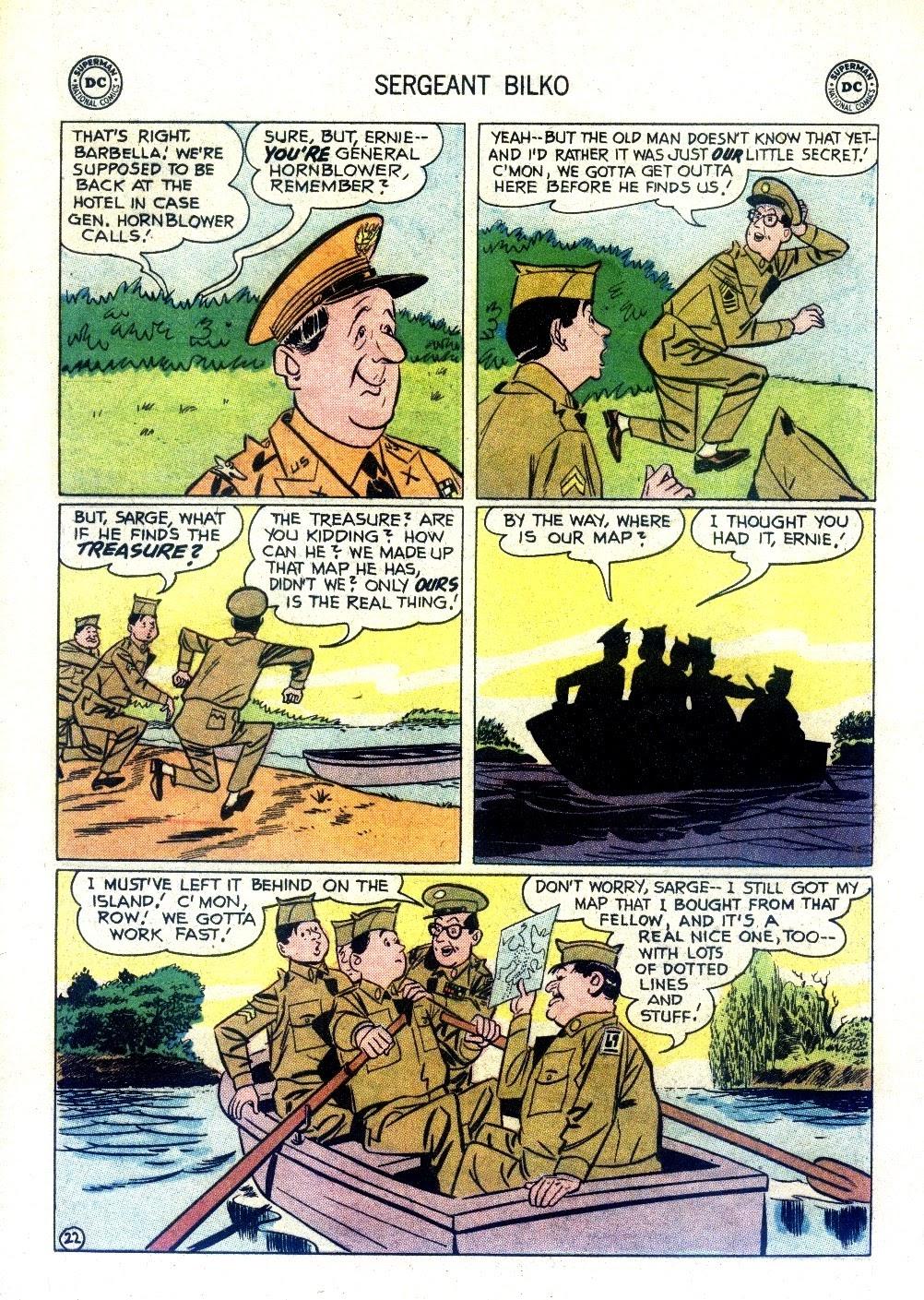 Sergeant Bilko issue 9 - Page 28