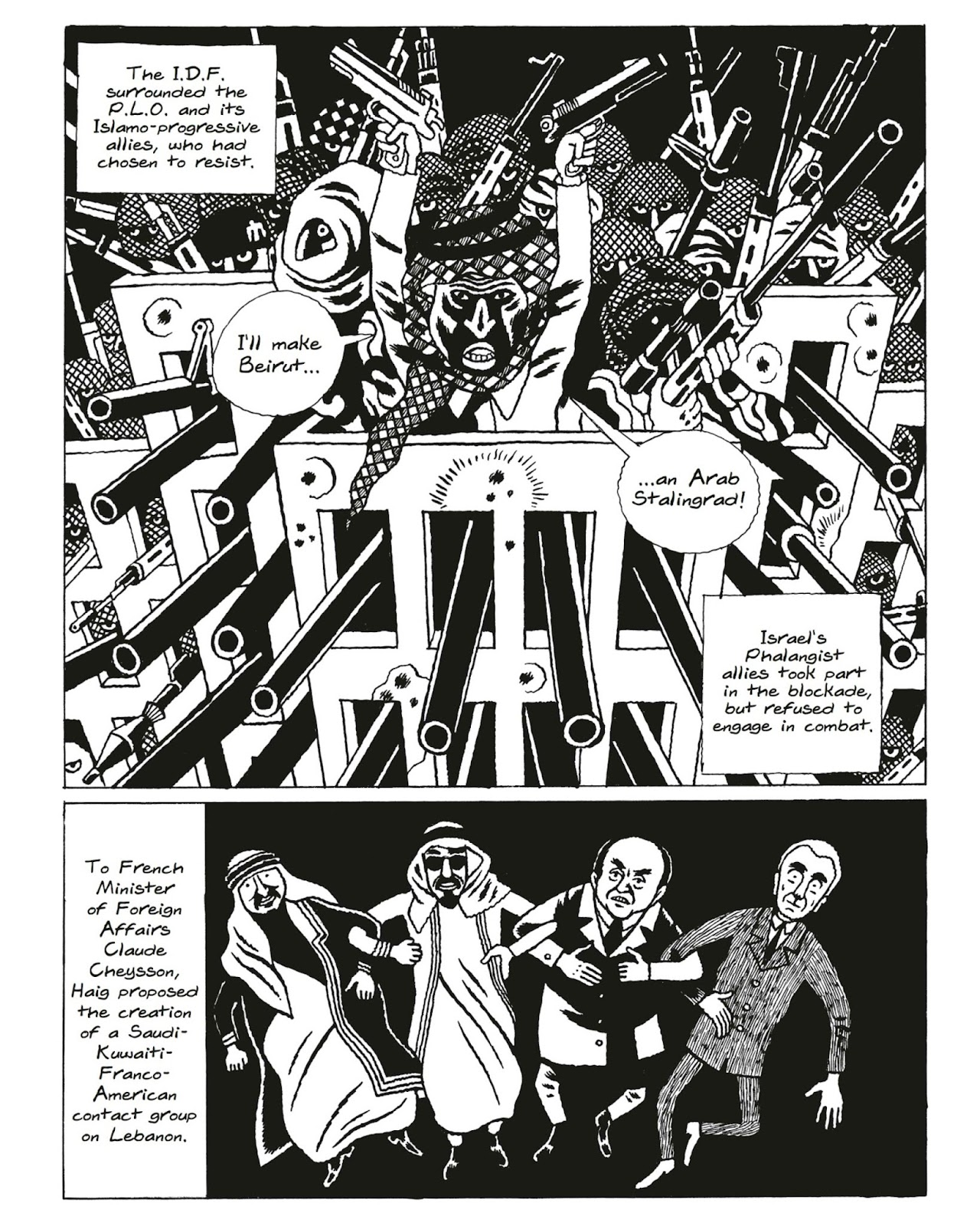 Best of Enemies: A History of US and Middle East Relations issue TPB_2 - Page 83