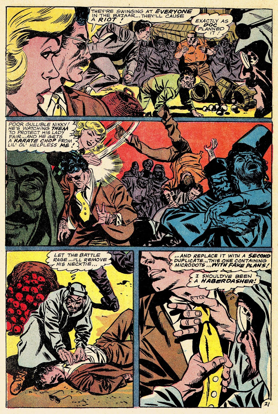 Secret Six (1968) issue 2 - Page 28