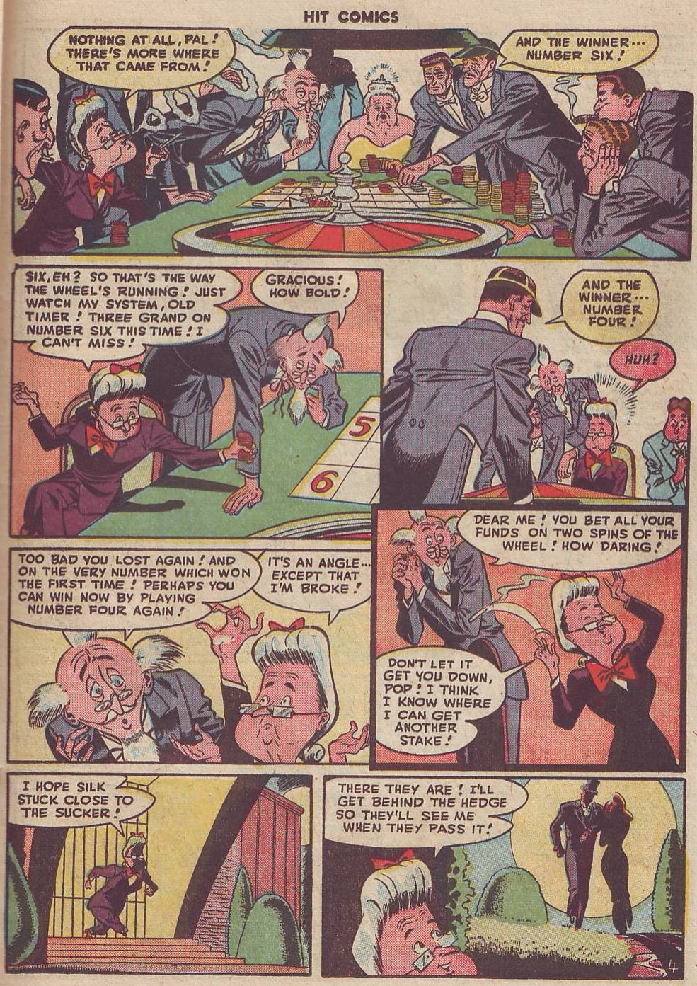 Read online Hit Comics comic -  Issue #51 - 35