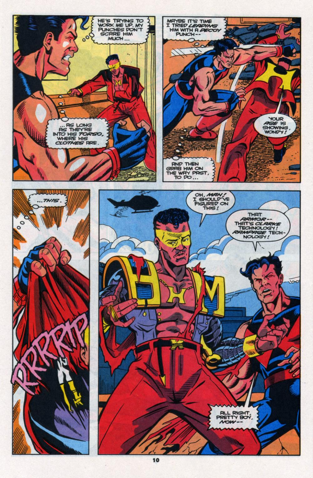Read online Wonder Man (1991) comic -  Issue # _Annual 2 - 11