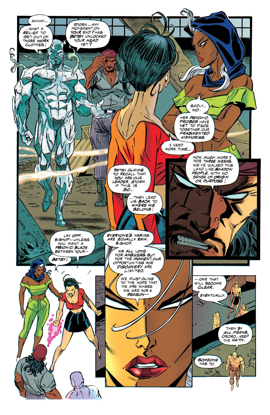 Uncanny X-Men (1963) issue 321 - Page 14