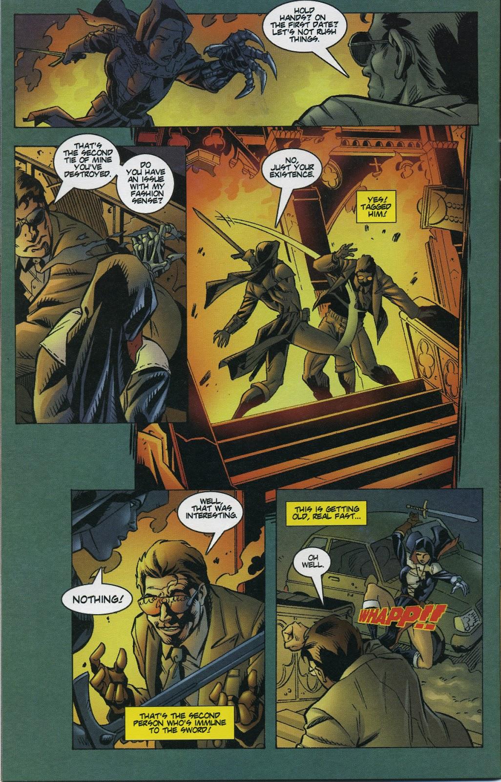 Warrior Nun Areala (1997) Issue #4 #4 - English 20
