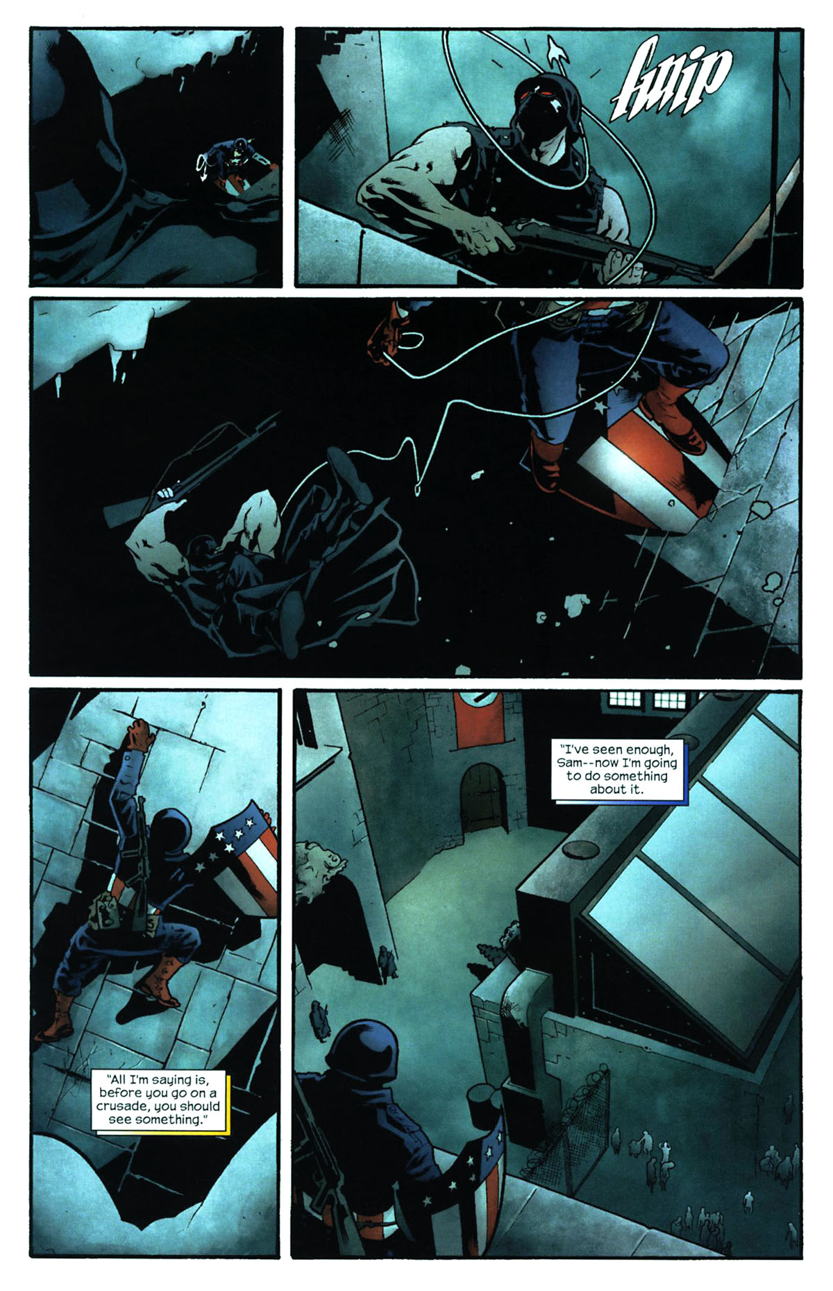 Read online Ultimates 2 comic -  Issue # _Annual 2 - 12