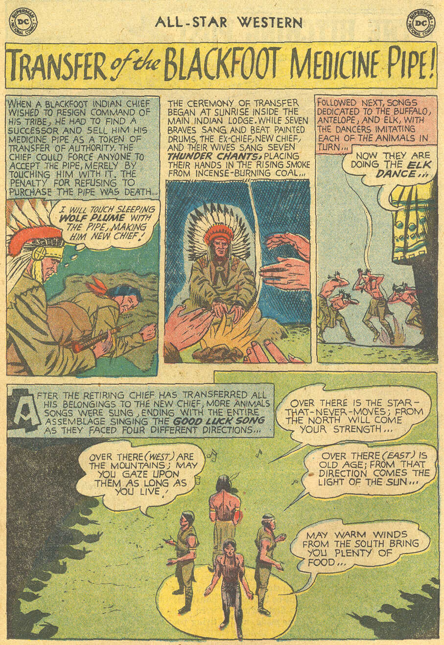 Read online All-Star Western (1951) comic -  Issue #114 - 23