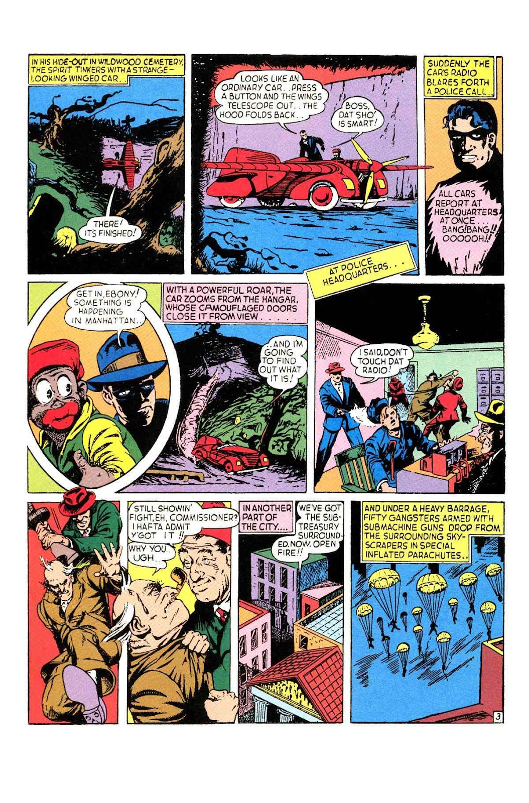 Read online Will Eisner's The Spirit Archives comic -  Issue # TPB 1 (Part 1) - 39