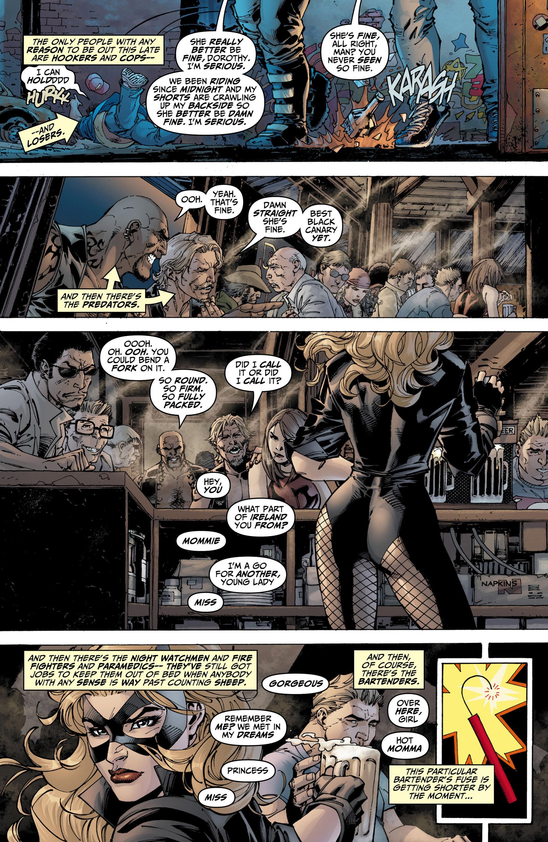 Read online All Star Batman & Robin, The Boy Wonder comic -  Issue #3 - 4
