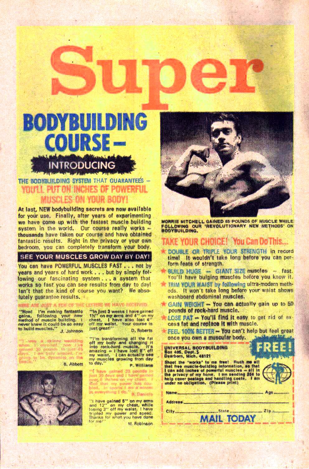 Read online Adventure Comics (1938) comic -  Issue #427 - 12