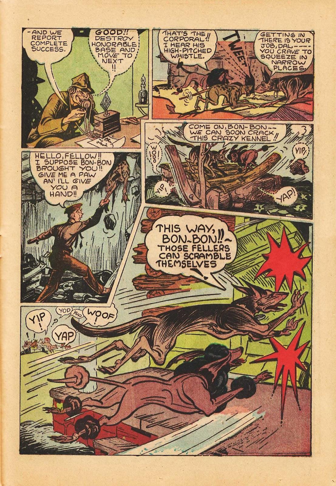 Super-Magician Comics issue 22 - Page 45