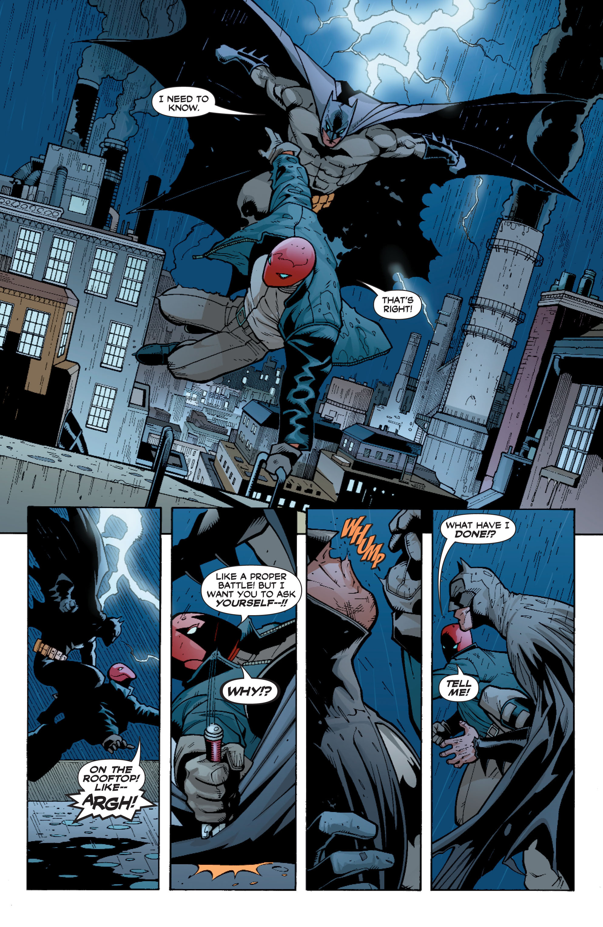 Read online Batman: Under The Red Hood comic -  Issue # Full - 163