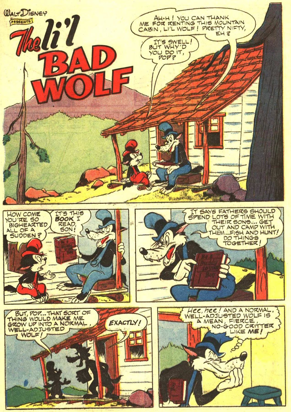 Walt Disney's Comics and Stories issue 193 - Page 13