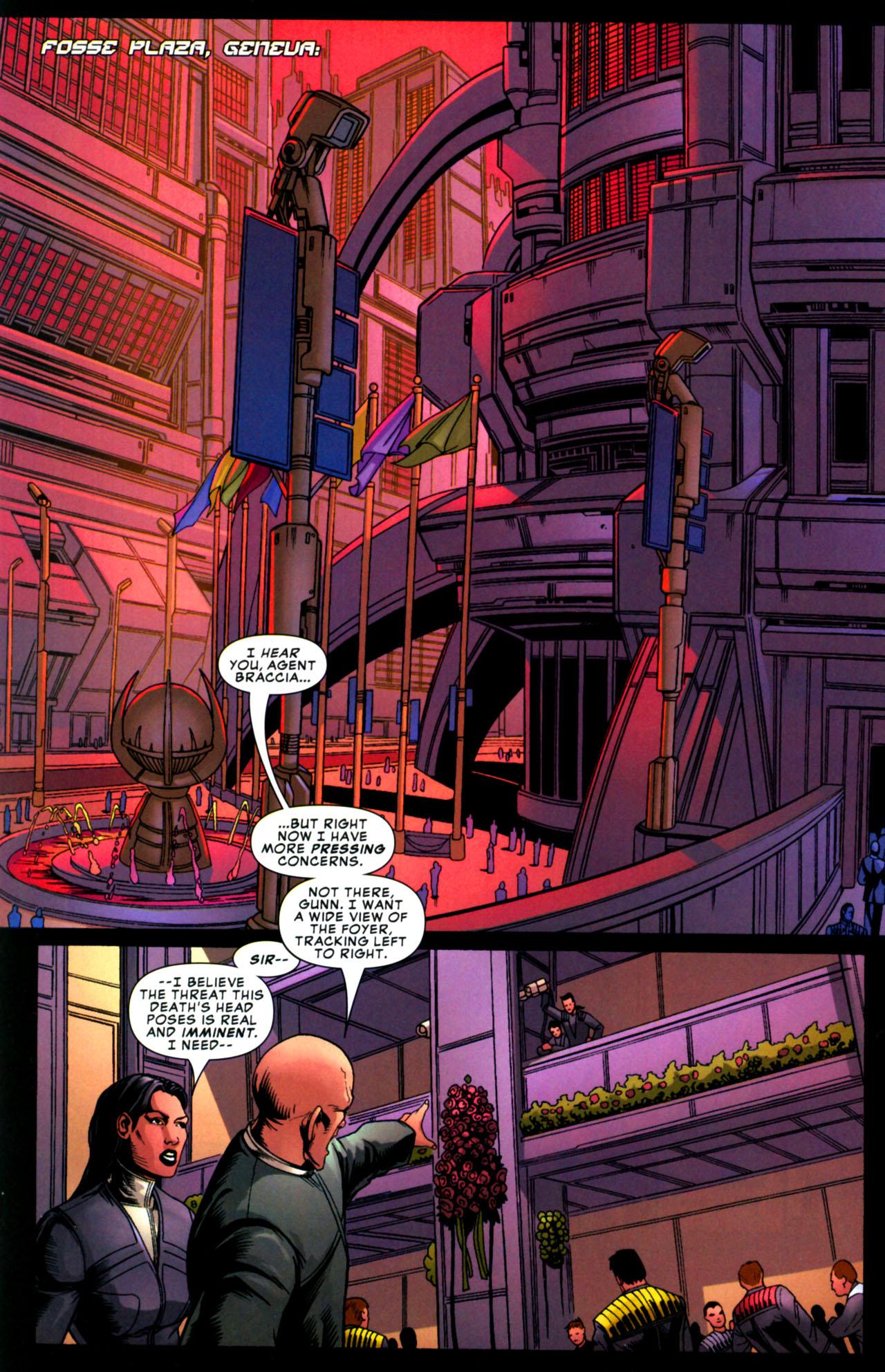 Read online Amazing Fantasy (2004) comic -  Issue #17 - 12