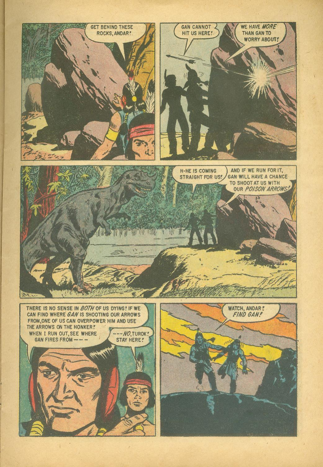 Read online Turok, Son of Stone comic -  Issue #18 - 15