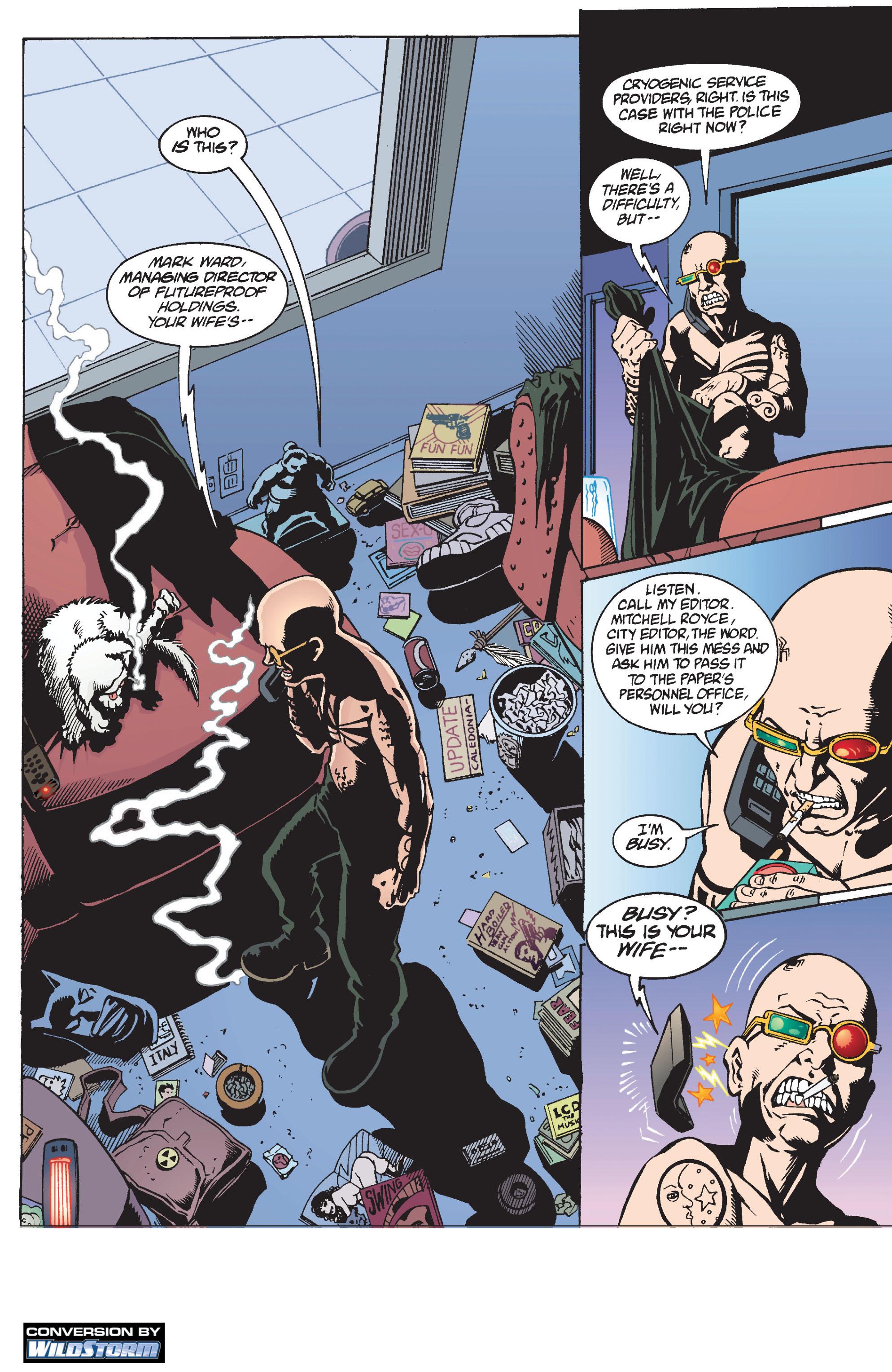 Read online Transmetropolitan comic -  Issue #10 - 3