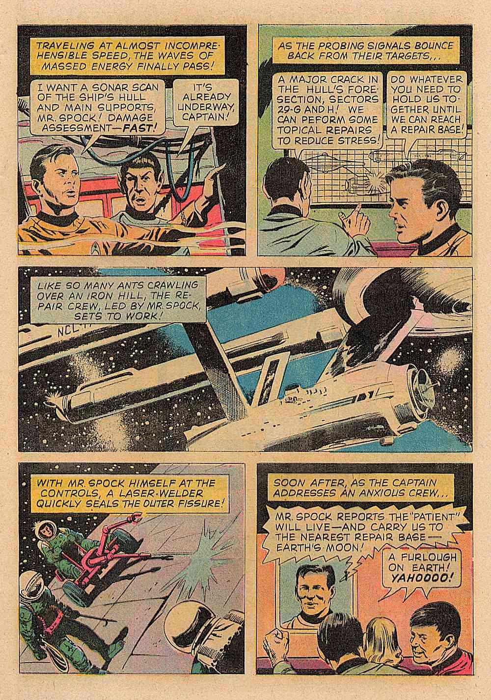Star Trek (1967) issue 40 - Page 5