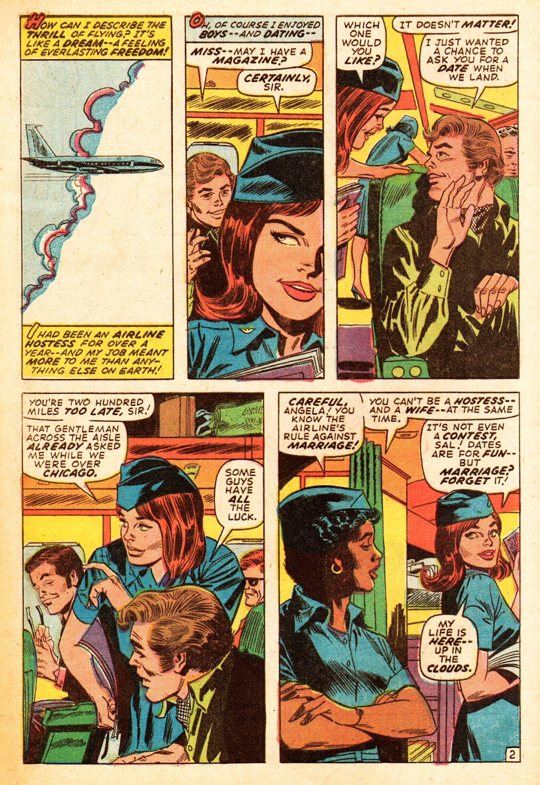 My Love (1969) issue 22 - Page 4