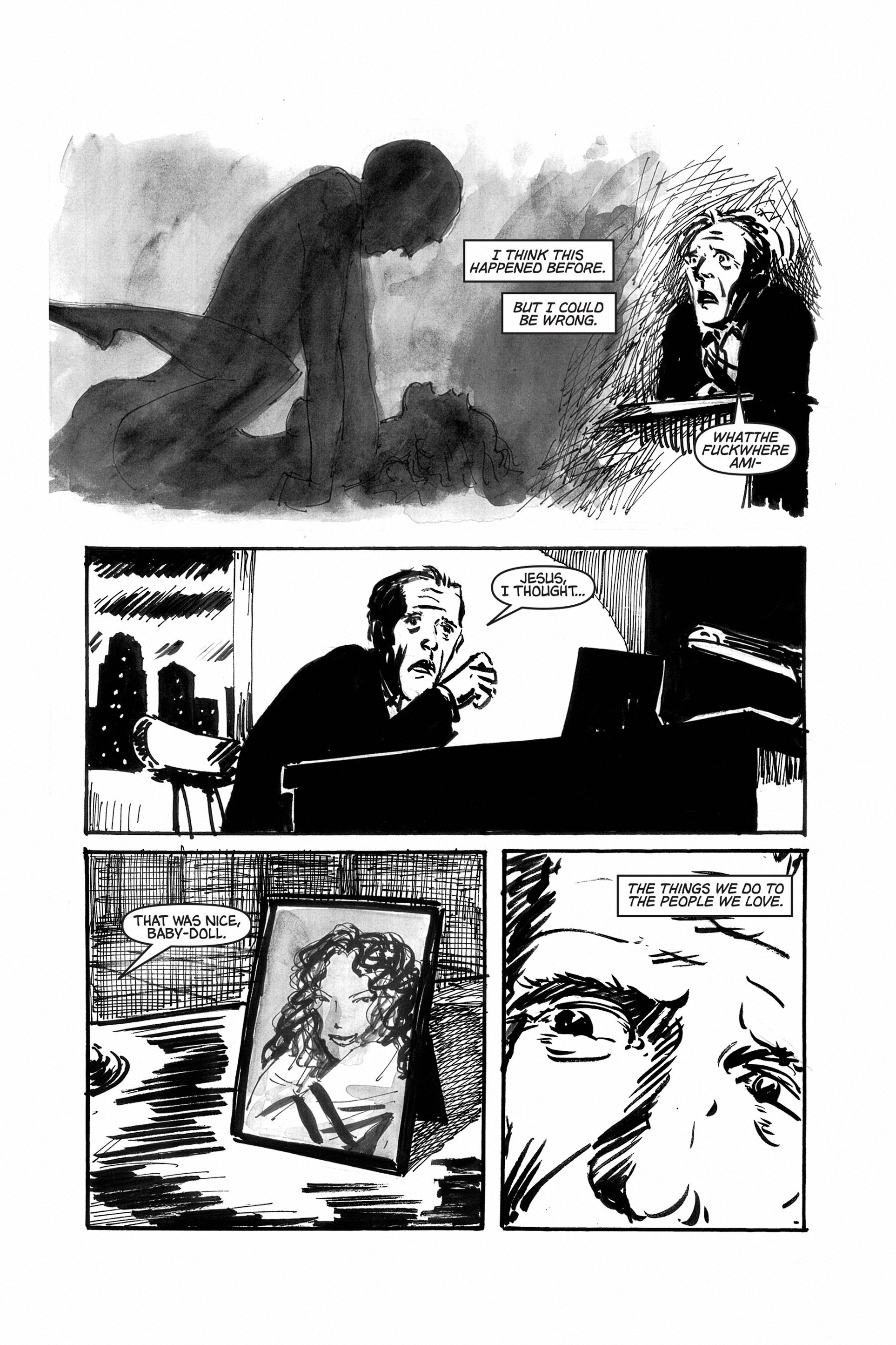 Read online Tumor comic -  Issue # TPB - 33