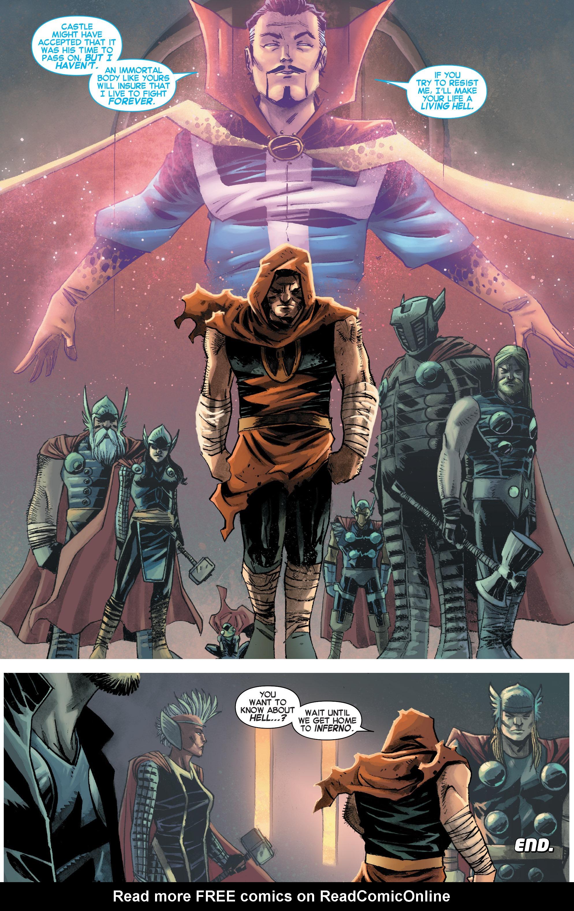 Read online Secret Wars: Battleworld comic -  Issue #1 - 11