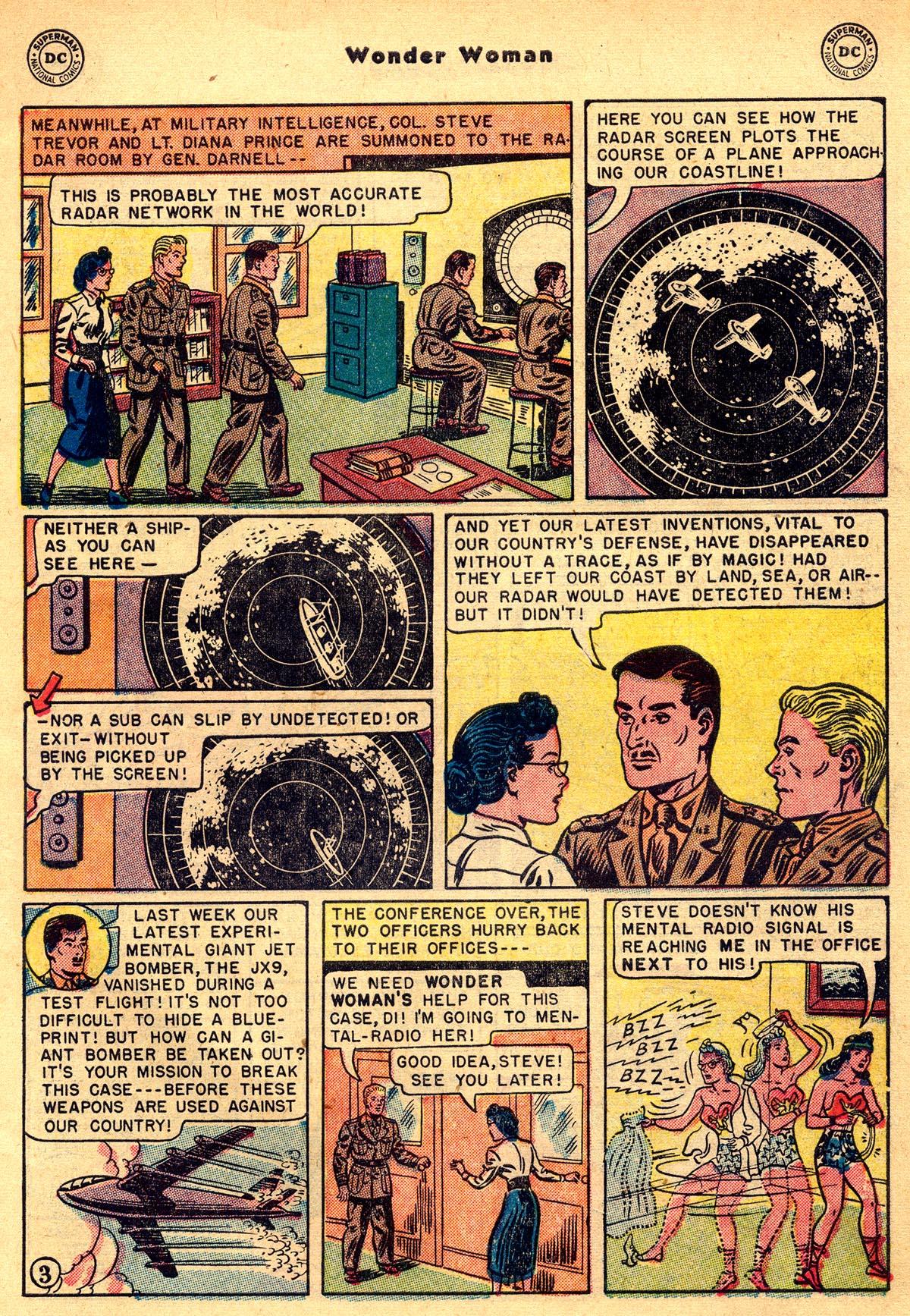 Read online Wonder Woman (1942) comic -  Issue #55 - 5