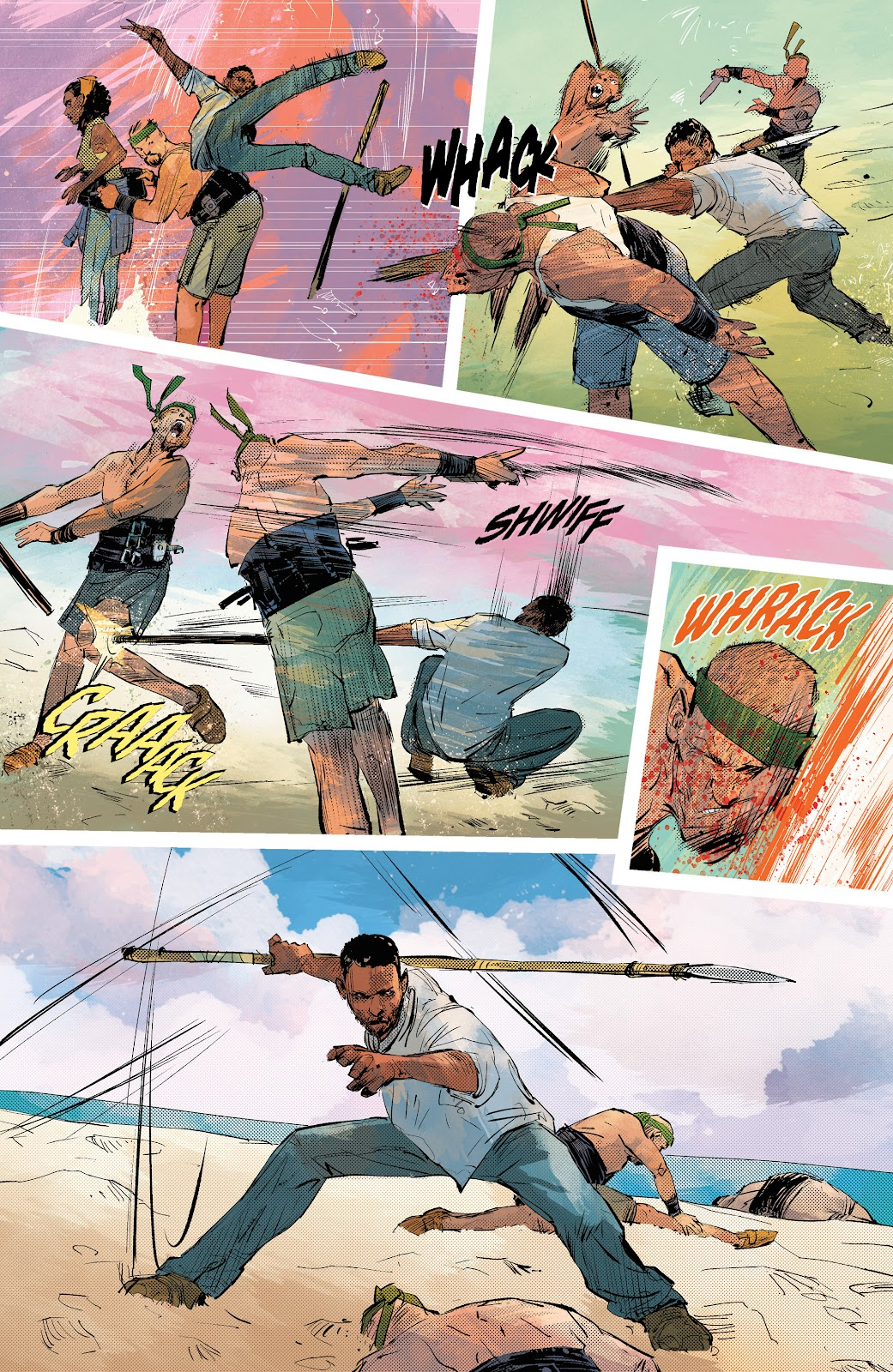 Read online Resonant comic -  Issue #3 - 20